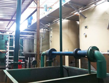 10TPD Small Coconut/Copra Oil Refining Plant Setup in Ivory Coast