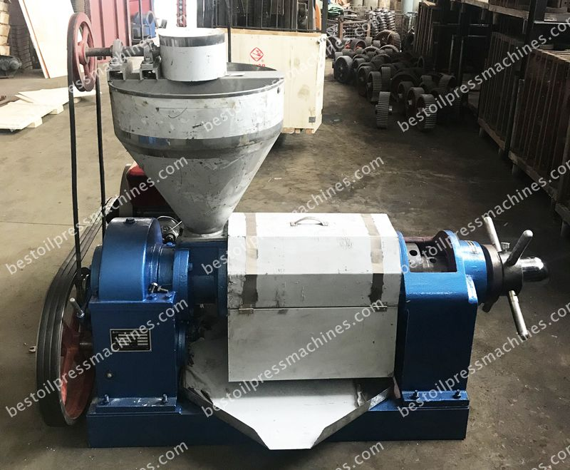 small palm kernel oil milling machine to Nigeria