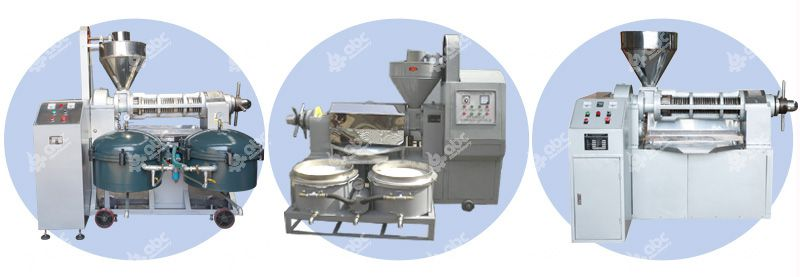 integrated oil press at factory price
