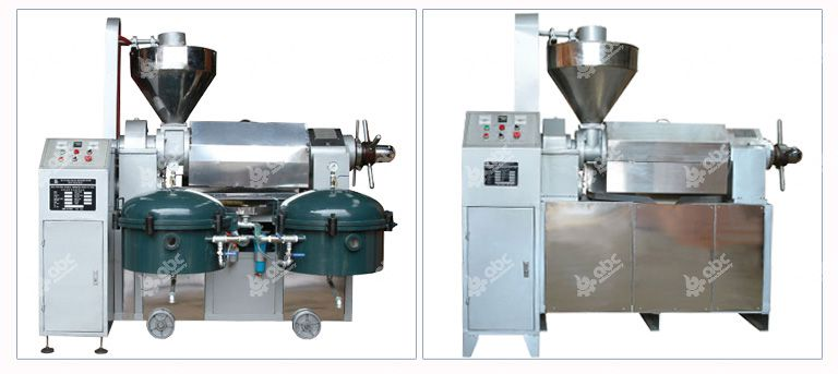automatic oil press machine at factory price
