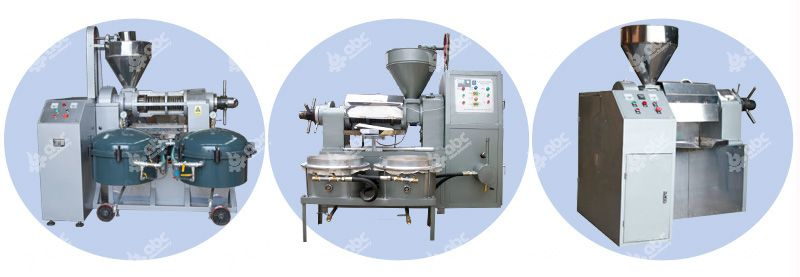 combined oil press machine for sales