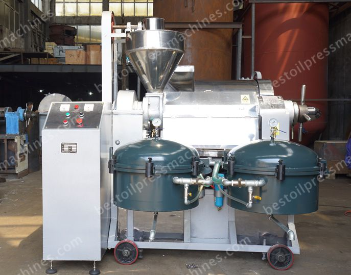 automatic neem seed oil extraction machine with filters
