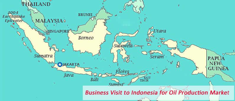 business trip to indonesia for palm oil mill analysis