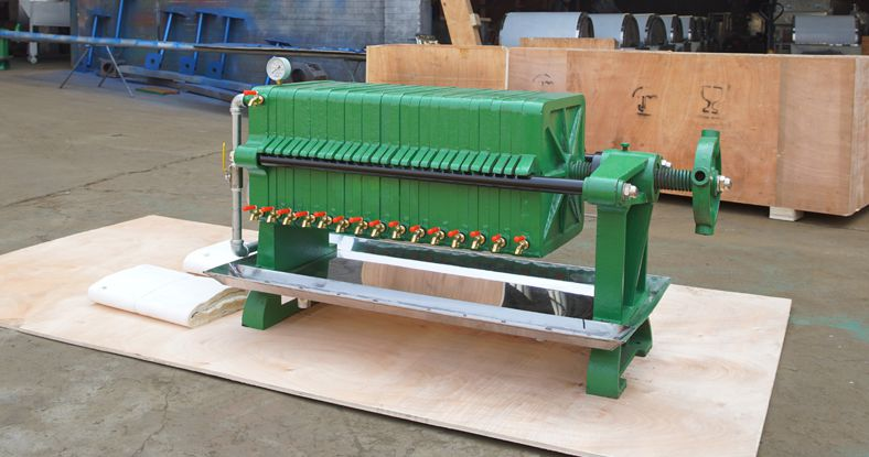 canola oil filter machine at factory price