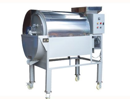 Oilseeds Cooking Machine
