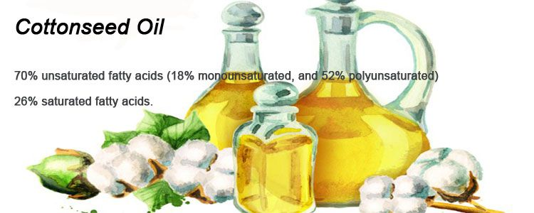 high quality cotton seed oil