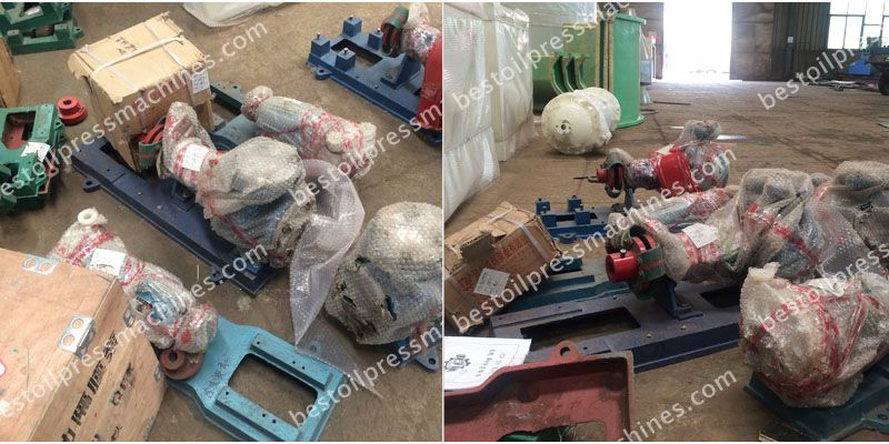 various pumps and valves for cotton seed oil refinery