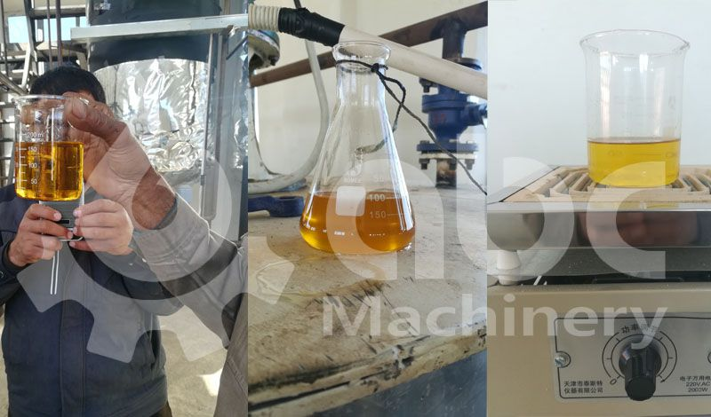 cottonseed oil refining and fractionation