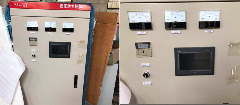 customized digital cabinet for oil deodorizer