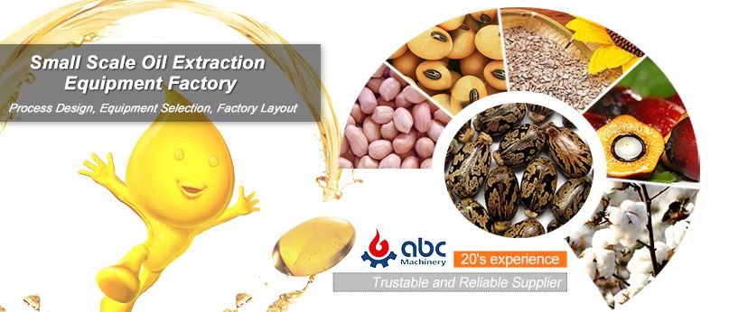 Edible Oil Extraction Business