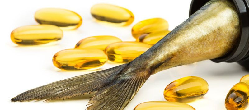 fish oil for fish oil capsule production