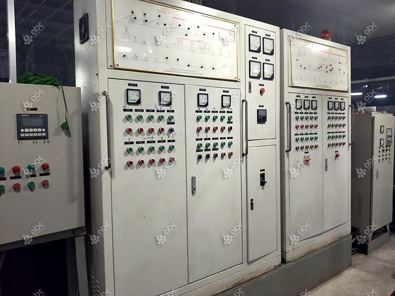 fish oil production electric control cabinet