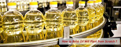 How to Build an Oil Mill Plant from Scratch?