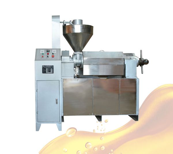 peanut oil making machine with auto-temperature control system
