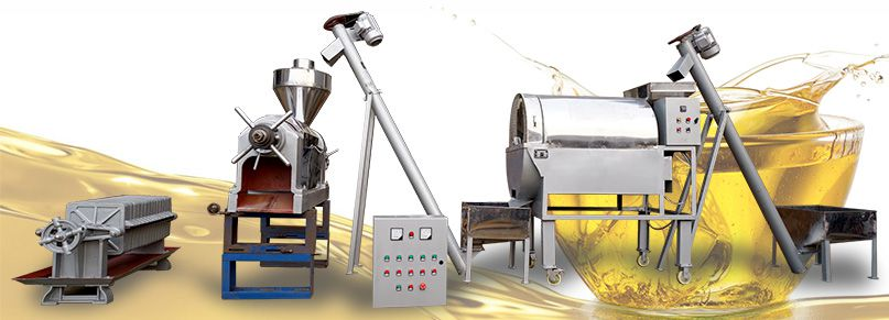 Low Cost Mini Oil Extraction Unit