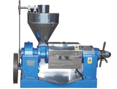 screw mini oil mill machine at factory price