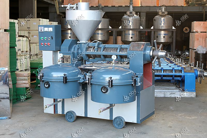 factory price soya oil making machine
