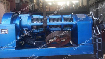 Peanut Oil Manufacturing Machine Delivery to Cameroon