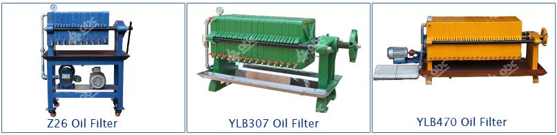oil filter press for sales at factory price
