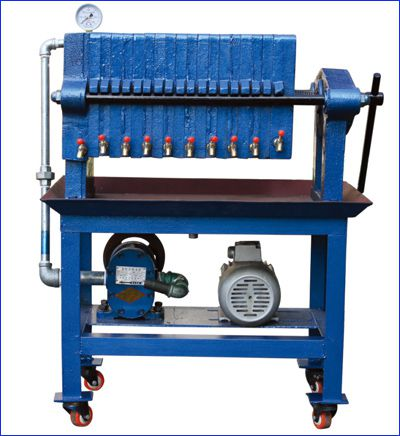 small soybean oil filter machine