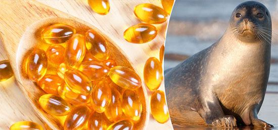 seal oil benefits