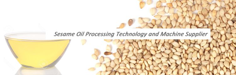 sesame oil processing technology