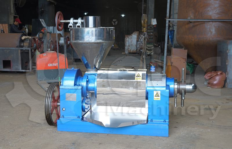 small coconut oil extraction machine at factory price
