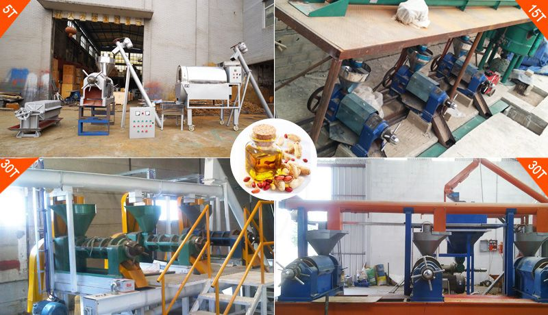 small scale groundnut oil processing mills for sale