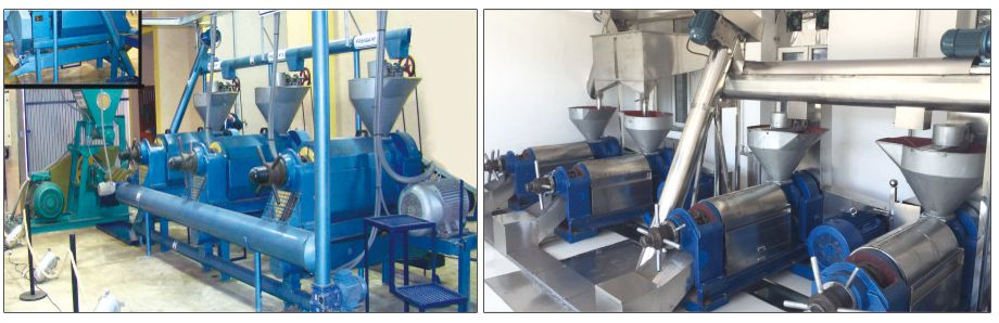 small soybean oil production plant for sales