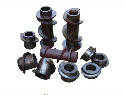 Spare Parts of Oil Press Machine