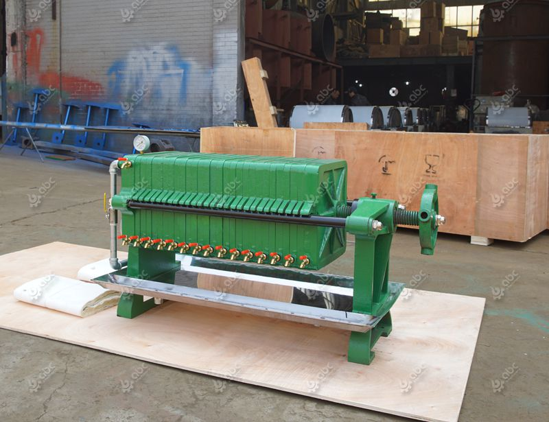 sunflower oil filter machine for purification
