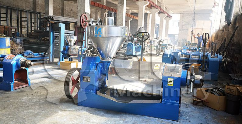 sunflower oil machine manufacturer
