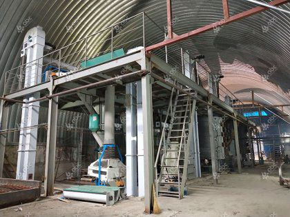 Sunflower Oil & Soybean Oil Plant Project Report in Kazakhstan