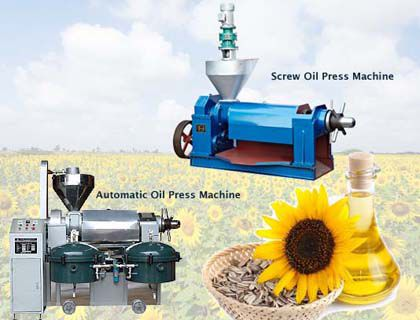 sunflowr oil making machine at wholesale cost
